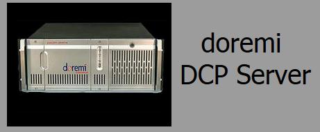 doremi DCP Server Rentals